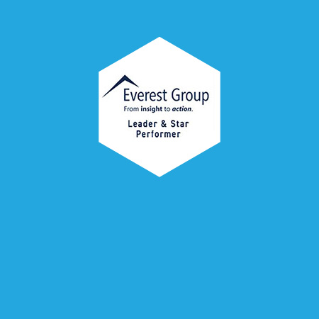 <center>PeopleScout has been named a Leader and Star Performer by global advisory firm Everest Group for its service delivery. technology and buyer satisfaction.</center>