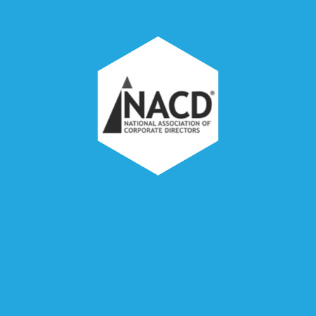 <center>2018 NACD NXT Award Recipient: Recognized for breakthrough board practices that promote greater diversity and inclusion.</center>