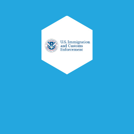 <center>TrueBlue works closely with the U.S. Department of Homeland Security's U.S. Immigration & Customs Enforcement division.</center>